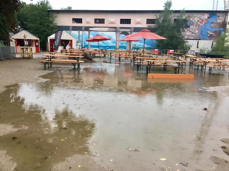Rhine Side Gallery Pool